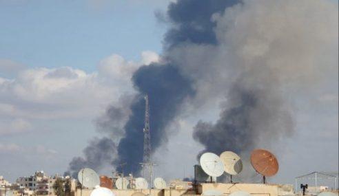 Kejam.. Tentera Udara Bashar Al-Assad Bunuh 63 Rakyat Syria