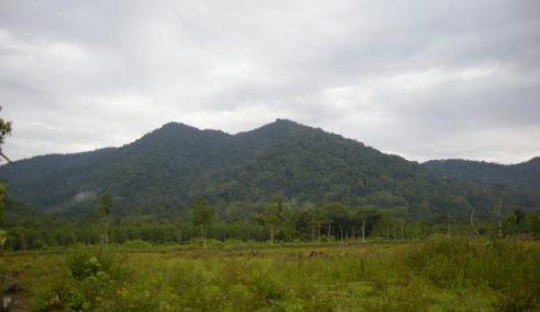 Elak Daki Gunung Datuk Di Musim Hujan