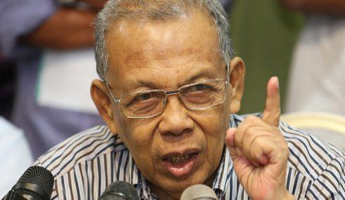 Melayu Bakal Jadi Red Indians Jika DAP Berkuasa – Tun Hamid