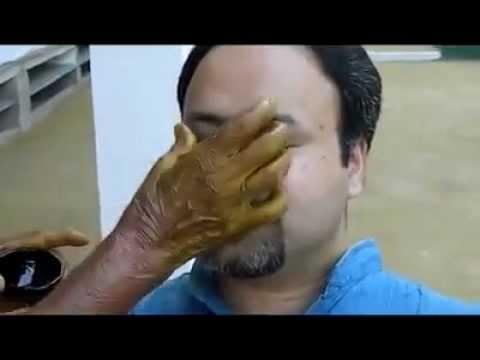 VIDEO: Buang Kotoran Dalam Mata Guna Kepingan Keluli