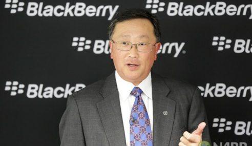 CEO BlackBerry Akui Malu.. Isteri Sendiri Guna HP Samsung