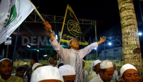 Haram Lafaz 'Al Madad Ya Rasullullah' .. Lilit Warna Di Lengan
