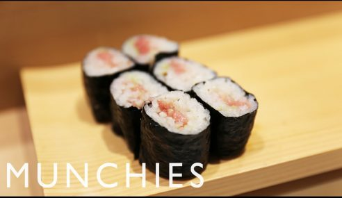 Ini Cara Betul Makan Sushi, Mungkin Anda Silap Sebelum Ini