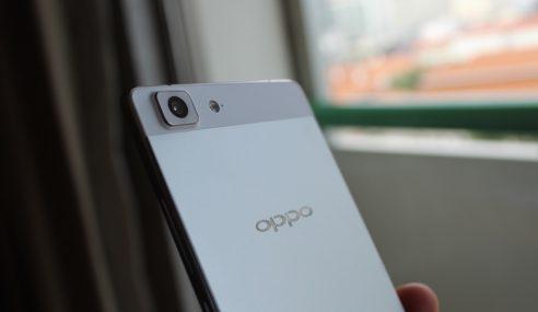 Oppo R5: Telefon Pintar Paling Nipis Di Dunia 4.85mm
