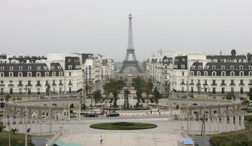 Di China Pun Sudah Ada Menara Eiffel Tau!