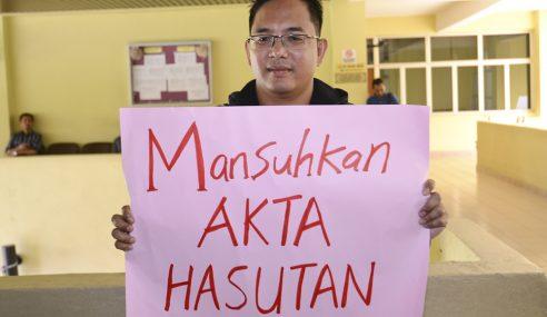 KDN Nafi Ali Abdul Jalil Tiba Malaysia Tengah Hari Ini
