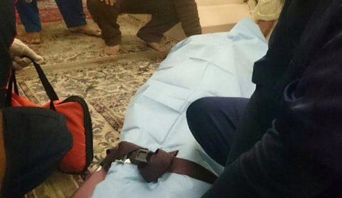 Lelaki Algeria Meninggal Dunia Di Raudhah, Masjid Nabawi