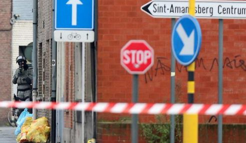Insiden Tebusan Berlaku Pula Di Ghent, Belgium