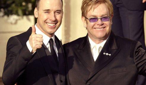 Setelah 21 Tahun Hidup Bersama, Elton John Kahwini Teman Lelaki