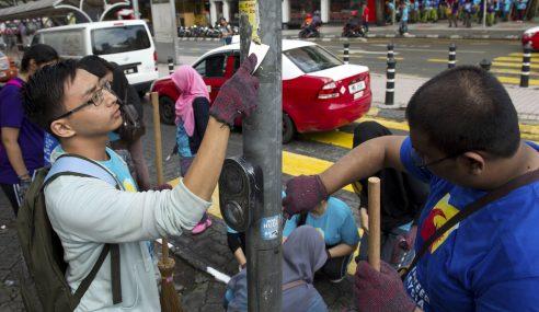 28,000 Sukarelawan Bersihkan Alam Sekitar