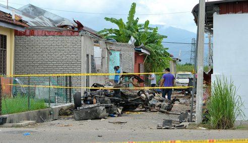 Mangsa Letupan Bom Di Gurun Masih Kritikal