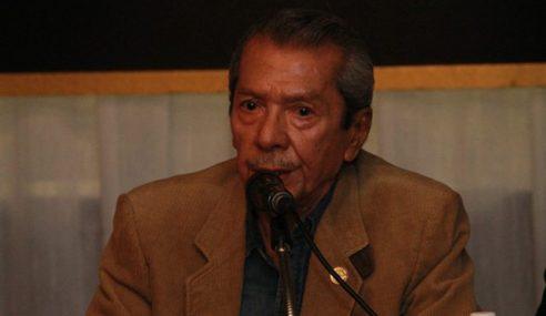 Seniman Datuk Mustapha Maarof Kini Dalam Keadaan Kritikal