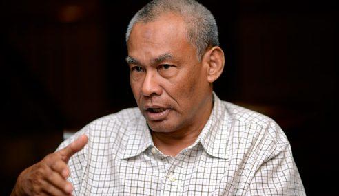 Robert Tarik Saman Lepas Musa Hassan Mohon Maaf
