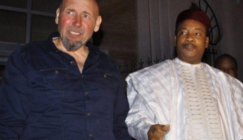Warga Perancis Dibebaskan Al-Qaeda Di Niger
