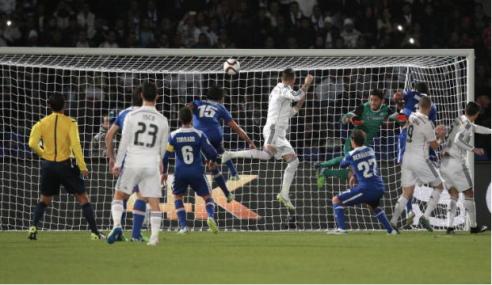 Real Madrid Mara Ke Final Kelab Piala Dunia