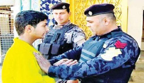 Pengebom Remaja IS Paling Tadah Di Iraq