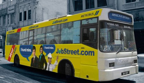 Jobstreet Terus Menjadi Antara Kaunter Paling Aktif