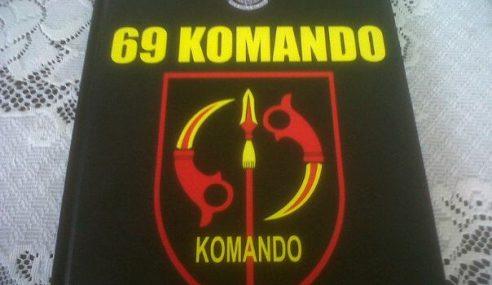 Perwira 69 Komando Ketuai Senarai Penerima Pingat