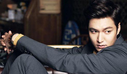 Hati Bengkak Punca Muka Kacak Lee Min-Ho Jadi Tua