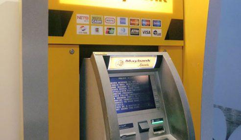 Juruteknik ATM Maybank Curi RM80 Ribu, Didenda RM20 Ribu?