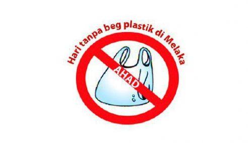 Ahad Turut Dijadikan Hari Tanpa Beg Plastik Di Melaka