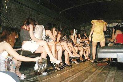 20 Wanita Asing Ditahan Di Pusat Hiburan Di George Town