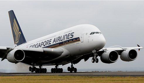 Singapore Airlines Tersilap Harga, Tiket Kelas Bisnes Jadi Ekonomi