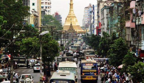 Myanmar Tahan Warga NZ Kreatif Hina Simbol Buddha