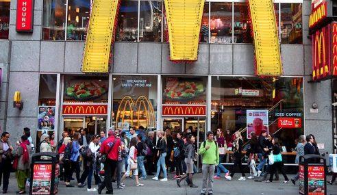 Skandal Makanan Jejas Jualan, McD Tutup 350 Restoran