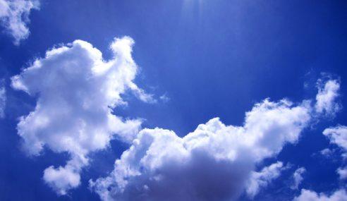 Cuaca Diramal Baik Pada Pagi Hari Raya Aidilfitri