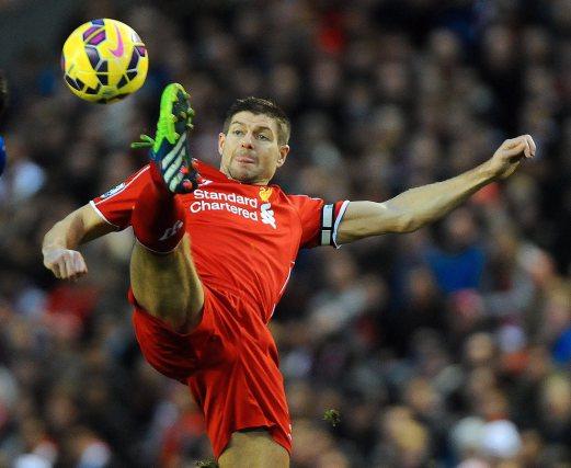 Steven Gerrard Bakal Tinggalkan Liverpool