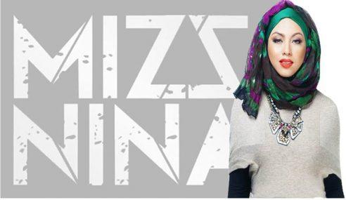 Mizz Nina Meriahkan Hari Hijab Sedunia Di KLCC