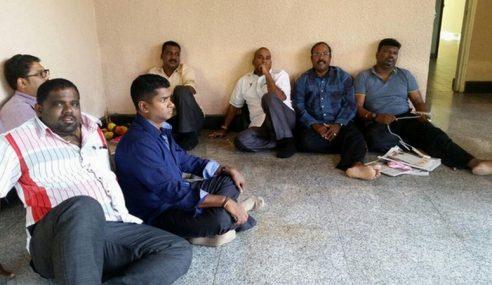 Kumar Aaman Mogok Lapar Di Pejabat ROS, Masuk Hari Ke-2
