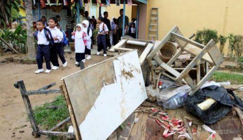 500 Guru Bantu Pulihkan Psikologi Murid Mangsa Banjir