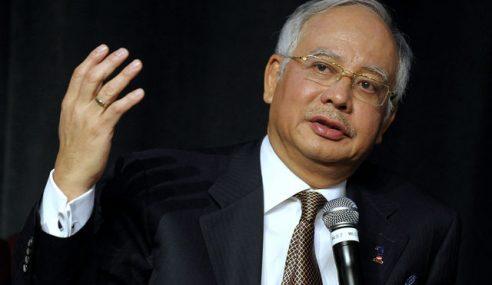 Najib Rasmi Razak Science Centre Di UK