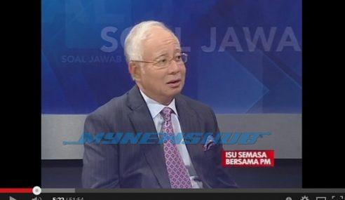 PM Perjelas Ekonomi Negara Dalam Program 'Soal Jawab'