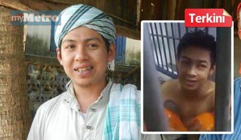 'Hafiz' Dari Lokap Jaga Ibu Sakit Di Kemboja