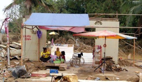 Banjir: Pembinaan, Penggantian Rumah Rosak Mesti Dipercepat