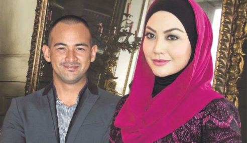 Sharnaaz Bagi 'Hint' Sudah Putus Cinta Dengan Anis?