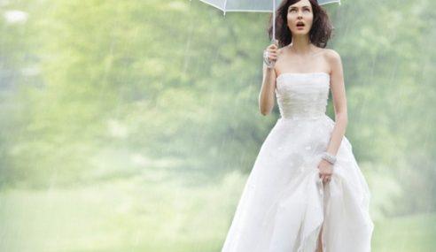 Elak Hujan Di Majlis Kahwin, 'Cuma' Sediakan RM500K