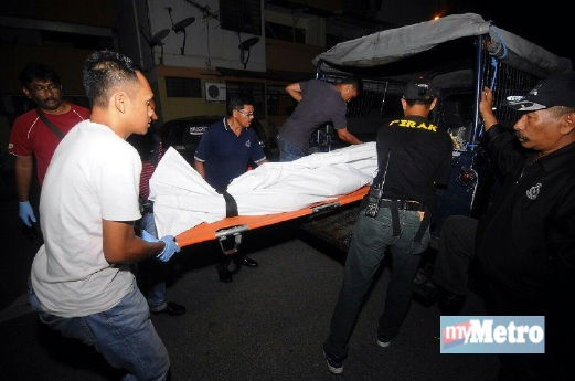 Pasangan Suami Isteri Kahwin Tanpa Restu Mati Dibunuh
