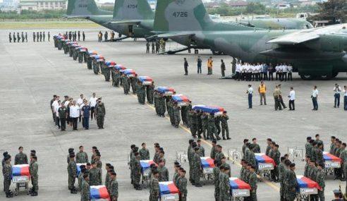 Filipina Berkabung 44 Komando Maut Lawan Militan Pemisah