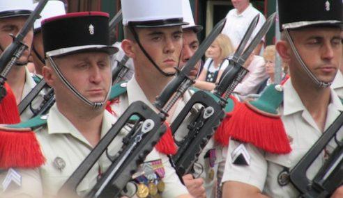 Ramai Komando Tentera Perancis Dikesan Sertai IS!