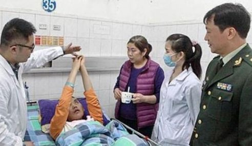 Pesakit Koma Setahun Pulih Lepas Bau Wang Kertas Dekat Hidung