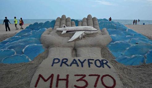 Redha Dan Doakan Yang Terbaik Untuk Mangsa Nahas MH370…