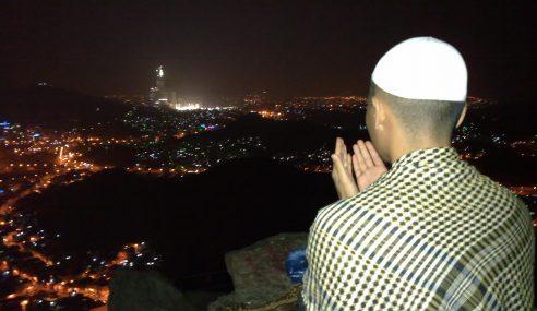 Jika Tidak Di Dunia, Di Masyar Pasti… Luahan Hati Saiful