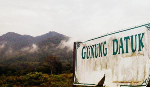 Lima Tersesat Di Gunung Datuk Ditemui