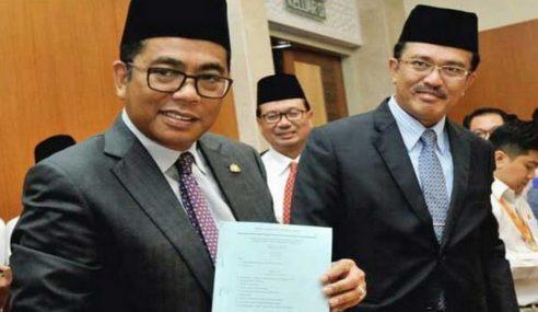Elaun ADUN Johor Naik RM4,000 Kepada RM9,000