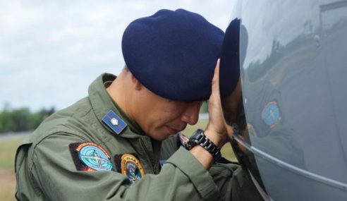 QZ8501: Najib Ucap Takziah Pada Indonesia