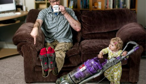 Cuti Bergaji Jika Bapa Tolong Bini Jaga Bayi Di Britain